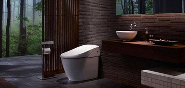 toilet pintar buatan Satis