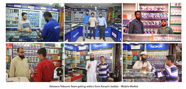 Overwhelming response to #Nokia phones, Advance Telecom hopes to up market share