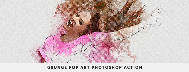 Grunge Painter Photoshop Action - 34