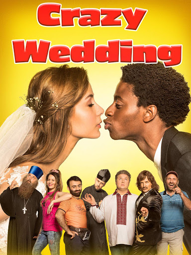 Crazy Wedding [2019] [CUSTOM HD] [DVDR] [NTSC] [Latino]