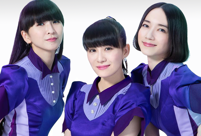 Perfume to dance for that Mickey Mouse money in a TV special   Random J Pop