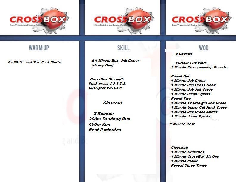 8f65de591c9 Tõstke oma poks tänapäevase CrossBox WOD-ga, CrossBox on registreeritud  kaubamärk, kõik õigused on reserveeritud