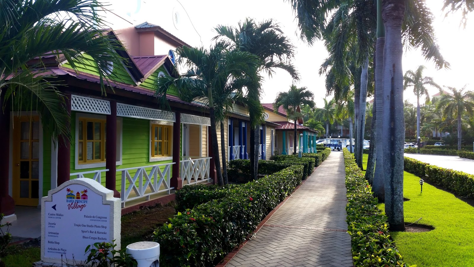 Dominikana bahia principe hotel