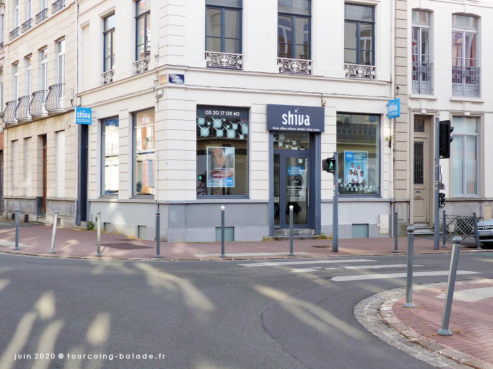 Shiva Lille, rue du Puébla, 2019