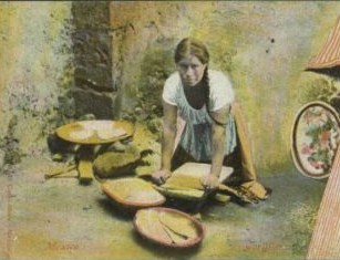 Everyday Dutch Oven Tortilla Soup