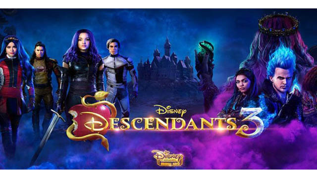 Descendants 3 (2019) Movie [Dual Audio] [ Hindi + English ] [ 720p + 1080p ] BluRay Download