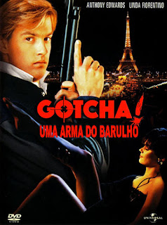 Gotcha!: Uma Arma do Barulho - BRRip Dublado
