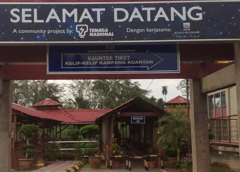 KelipKelip Kg Kuantan Pakej Memancing Bestari Jaya