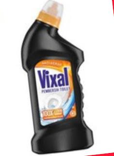 Unilever | Vixal Pembersih Toilet Anti Kerak  Mulai dari Rp 25.500,00, isi 450 ml