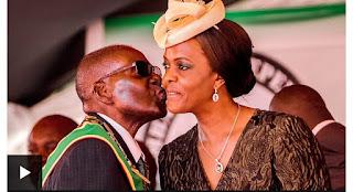 President Robert Mugabe's Biography
