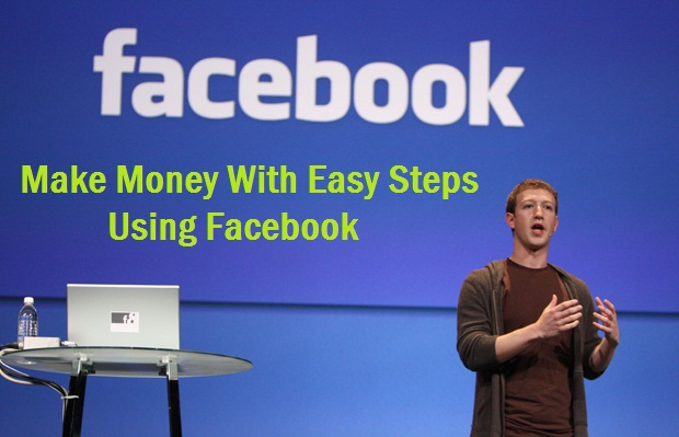 How to Make Money Online Using Facebook?