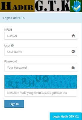 gambar login dhgtk v2 terbaru 2018