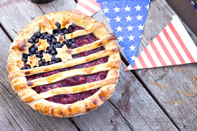 Happy 4th of July and Cherry Pie