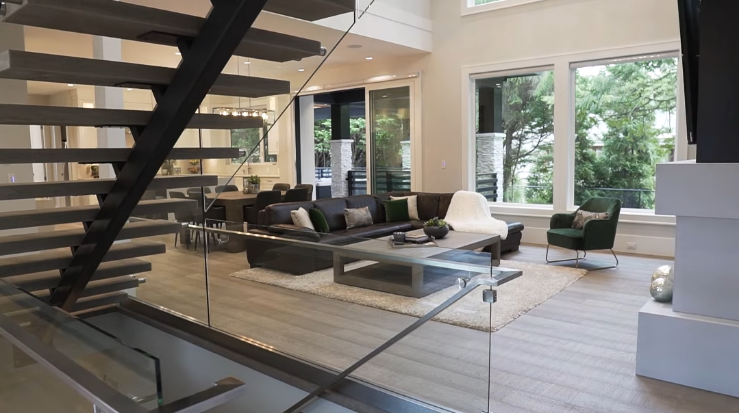 77 Interior Design Photos vs. 14332 31a Ave, Surrey Luxury Home Tour