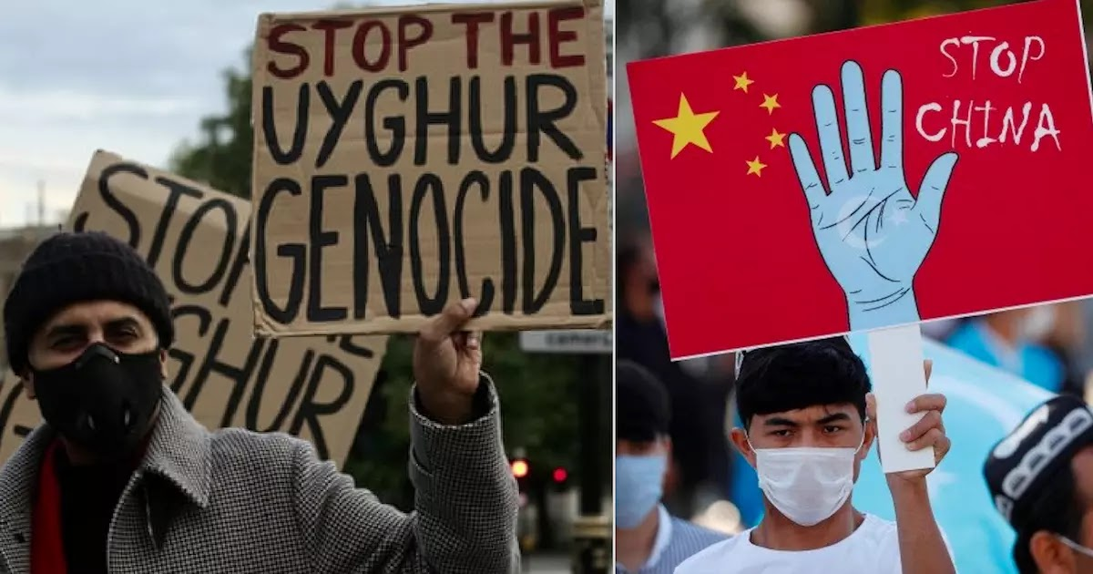 Canadian Parliament Votes To Define China's Treatment Of The Uighur Muslim Population As 'Genocide'