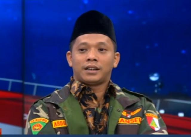 Anggota Banser Dilarang Berkeliaran di Jakarta