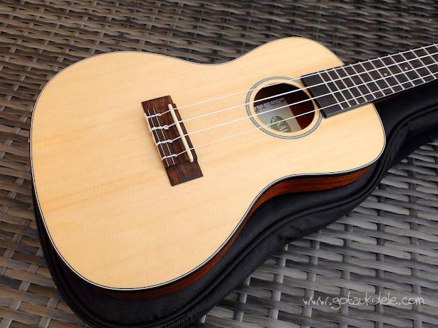 Kala KA-SSTU-C ukulele top