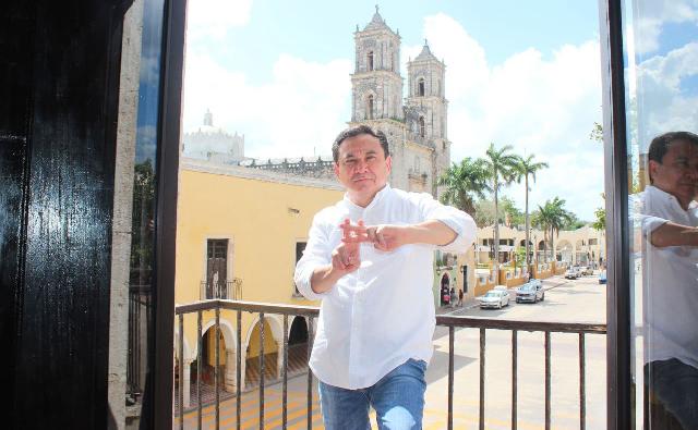 Liborio Vidal inicia la contienda electoral con un video que marca la línea que seguirá en los próximo 55 días