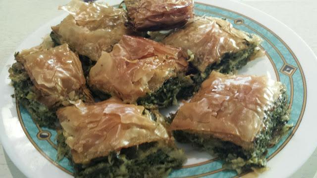 authentic spanakopita recipe