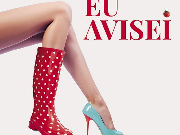 "Vem aí ""Eu Avisei"", Novo Romance da Autora Megan Maxwell"