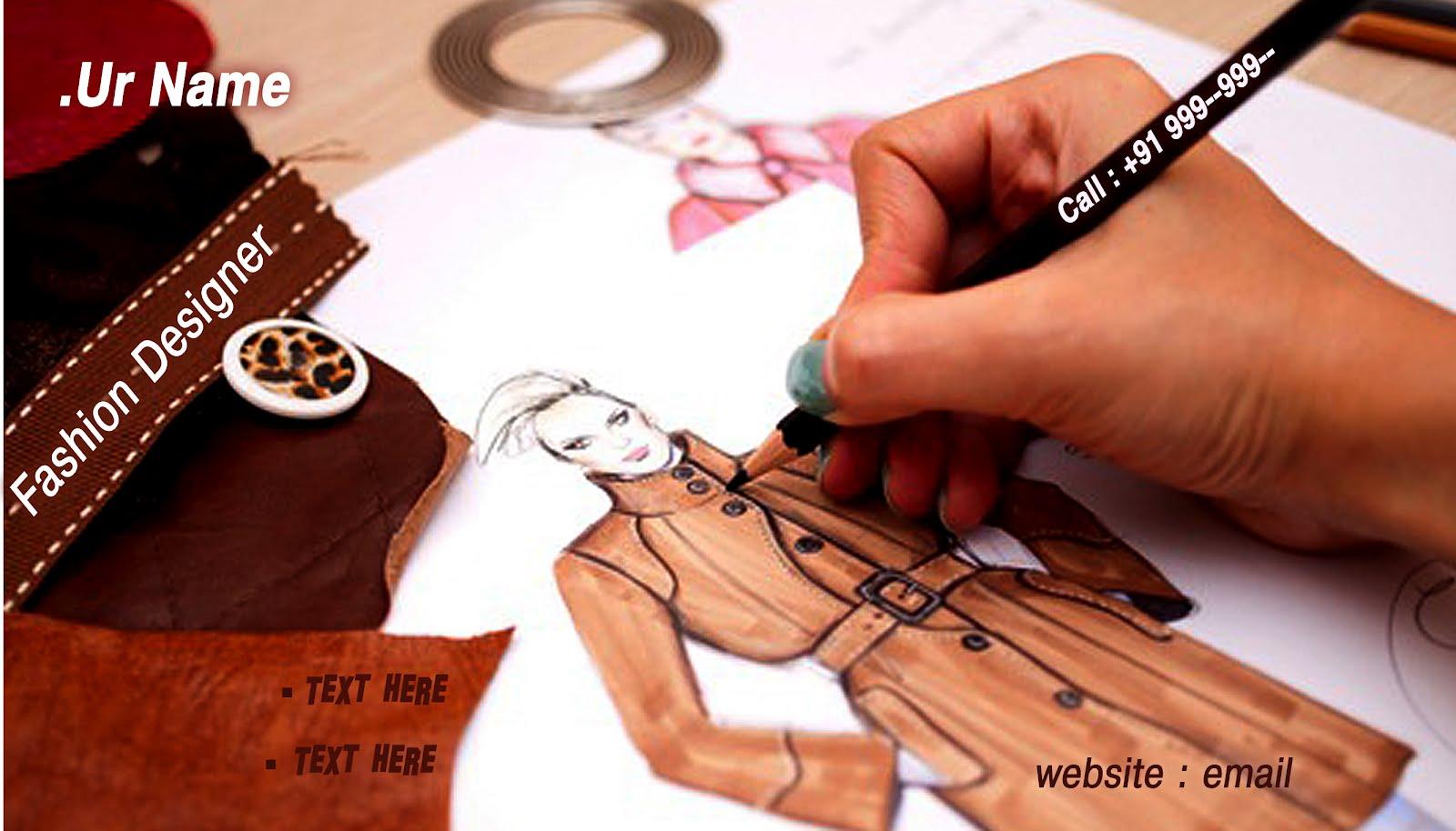 Business Card India Templates Design Free Download Uniq Visiting Cards Design India Fashion Designer Business Cards Design India Free Download Stylish Designs