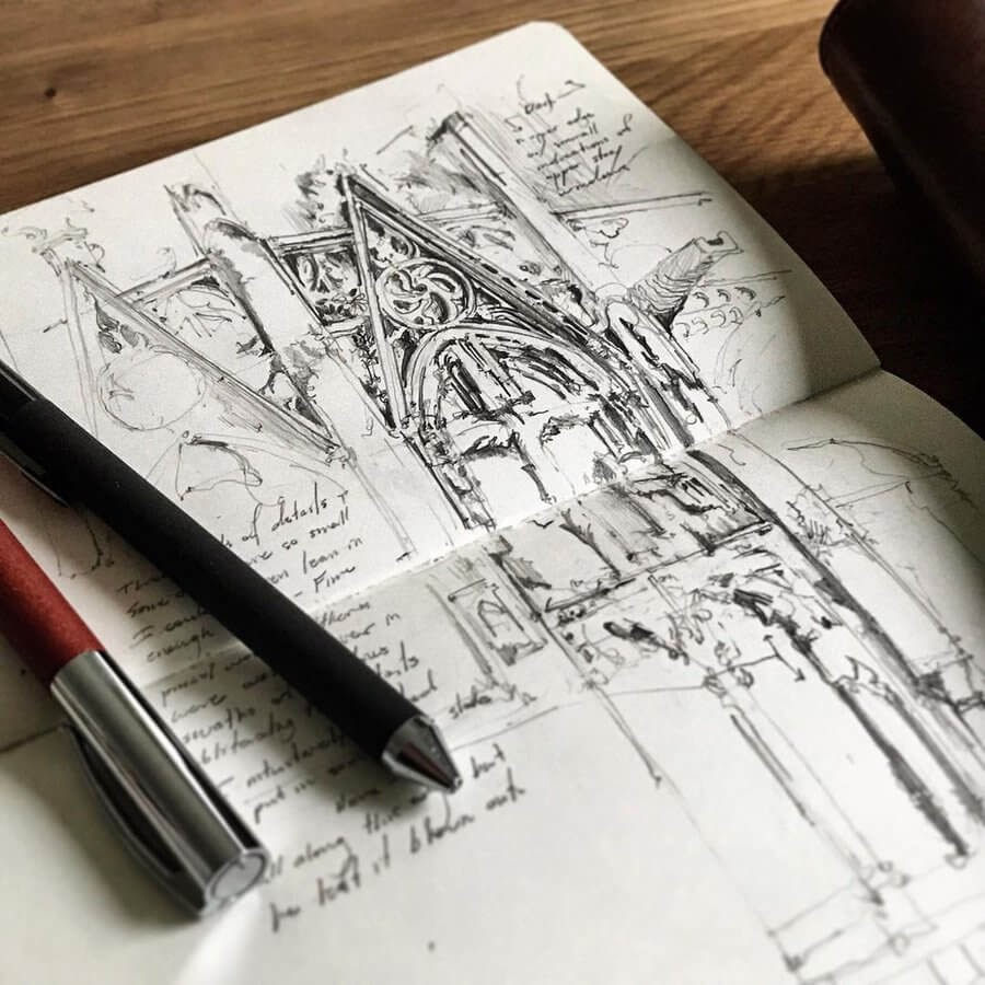 07-Church-detailing-Drawing-Jerome-Tryon-www-designstack-co