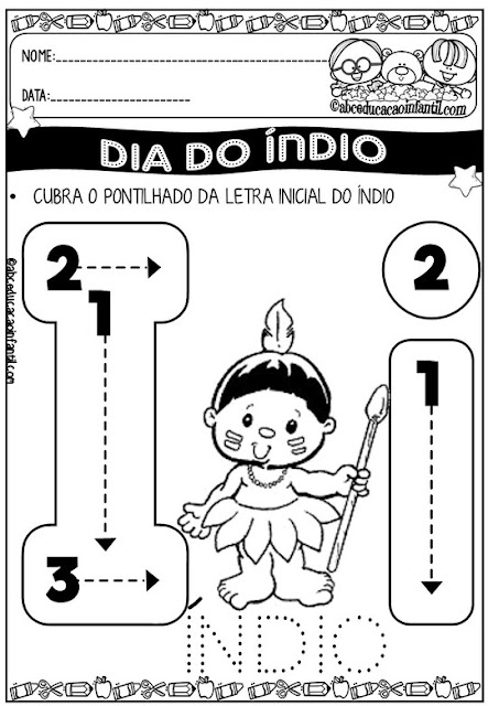Atividades de leitura Educação Infantil