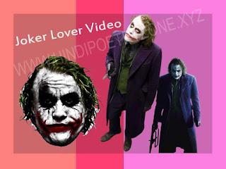 Joker Video - Joker Movie - Funny Poems