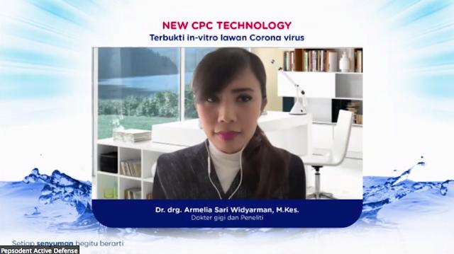 dr. Armelia Sari