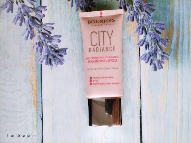 Bourjois City Radiance 01 Rose ivory