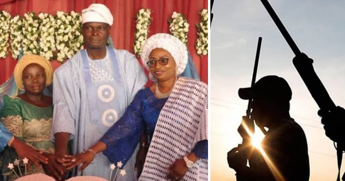 Gunmen abduct Akeredolu's Chief of Staff's wife