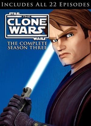Desenho Star Wars - The Clone Wars - 3ª Temporada 2011 Torrent