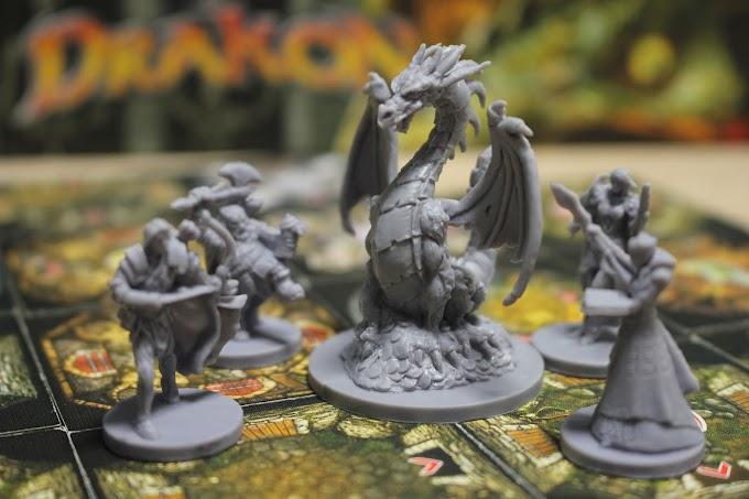 Drakon - piękna katastrofa, czyli figurki to nie wszystko!