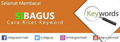 Cara Riset Keyword Dengan Ubersuggest Untuk Blogspot