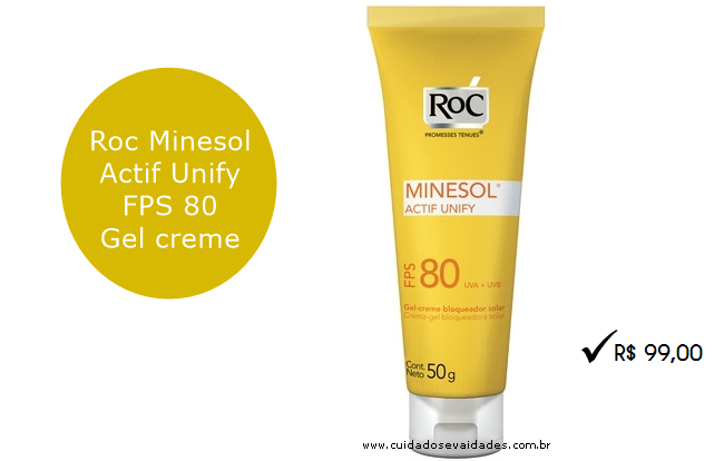 Roc Minesol® Actif Unify 80
