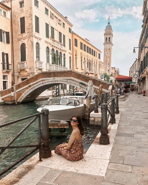 24 hours in Venice - canals