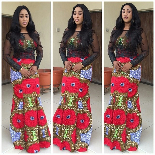 Beautiful Ankara Long Gown Styles Dezango Fashion Zone