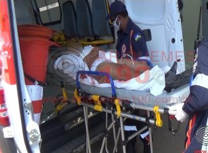 URGENTE: Mulher é executada e sobrinho alvejado pelas costas com três tiros em RO