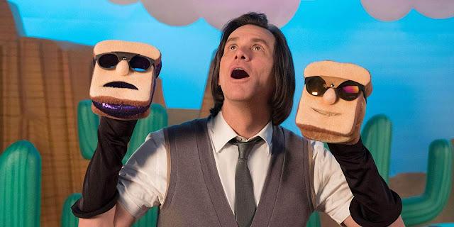 Kidding saison 1 jim carrey marionettes