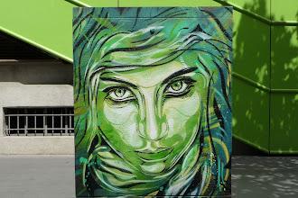 Street Art : C215, la poétique du pochoir et l'émotion polychrome