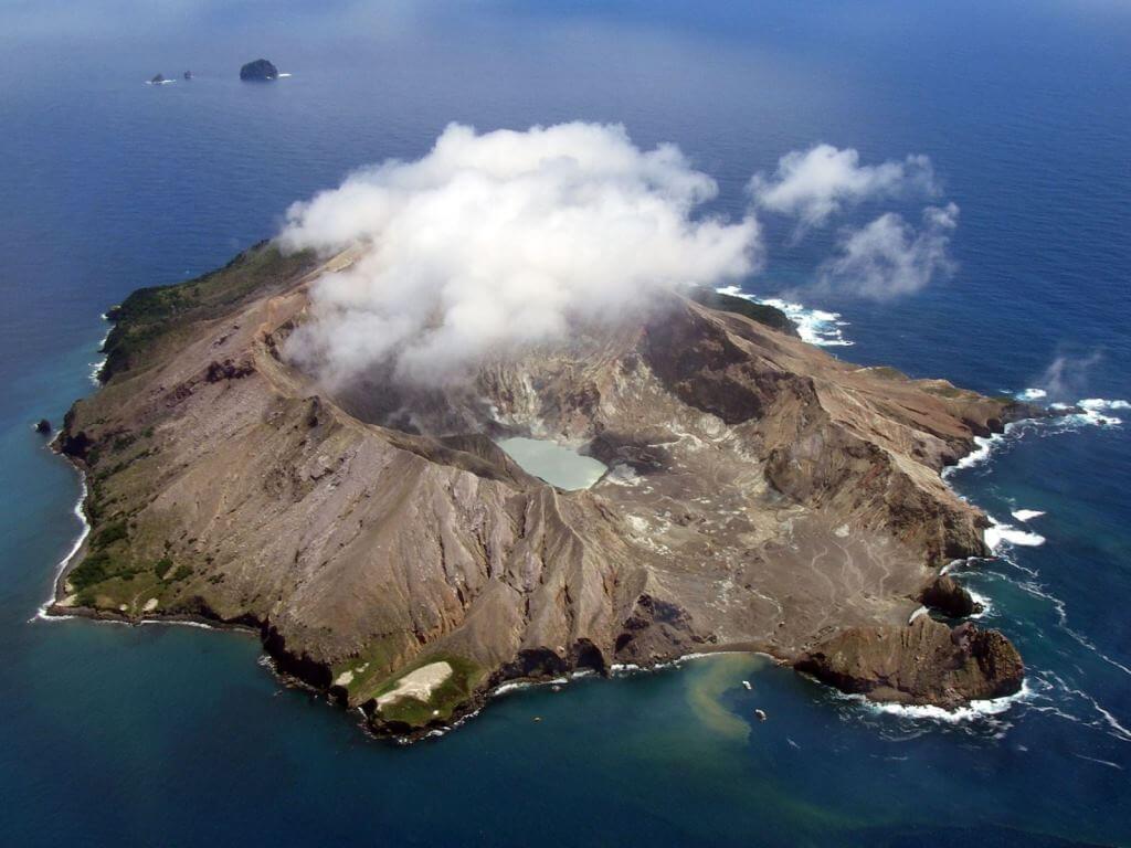 Gunung berapi White Island