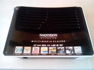 Resultado de imagem para SHOWBOX ULTRA HD