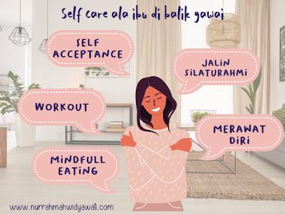 self care adalah