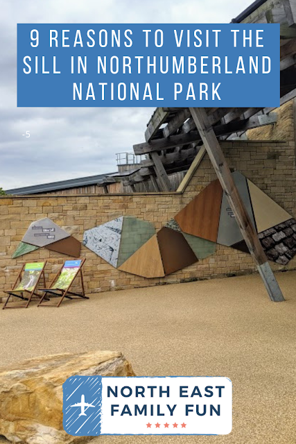 9 Reasons To Visit The Sill in Northumberland National Park