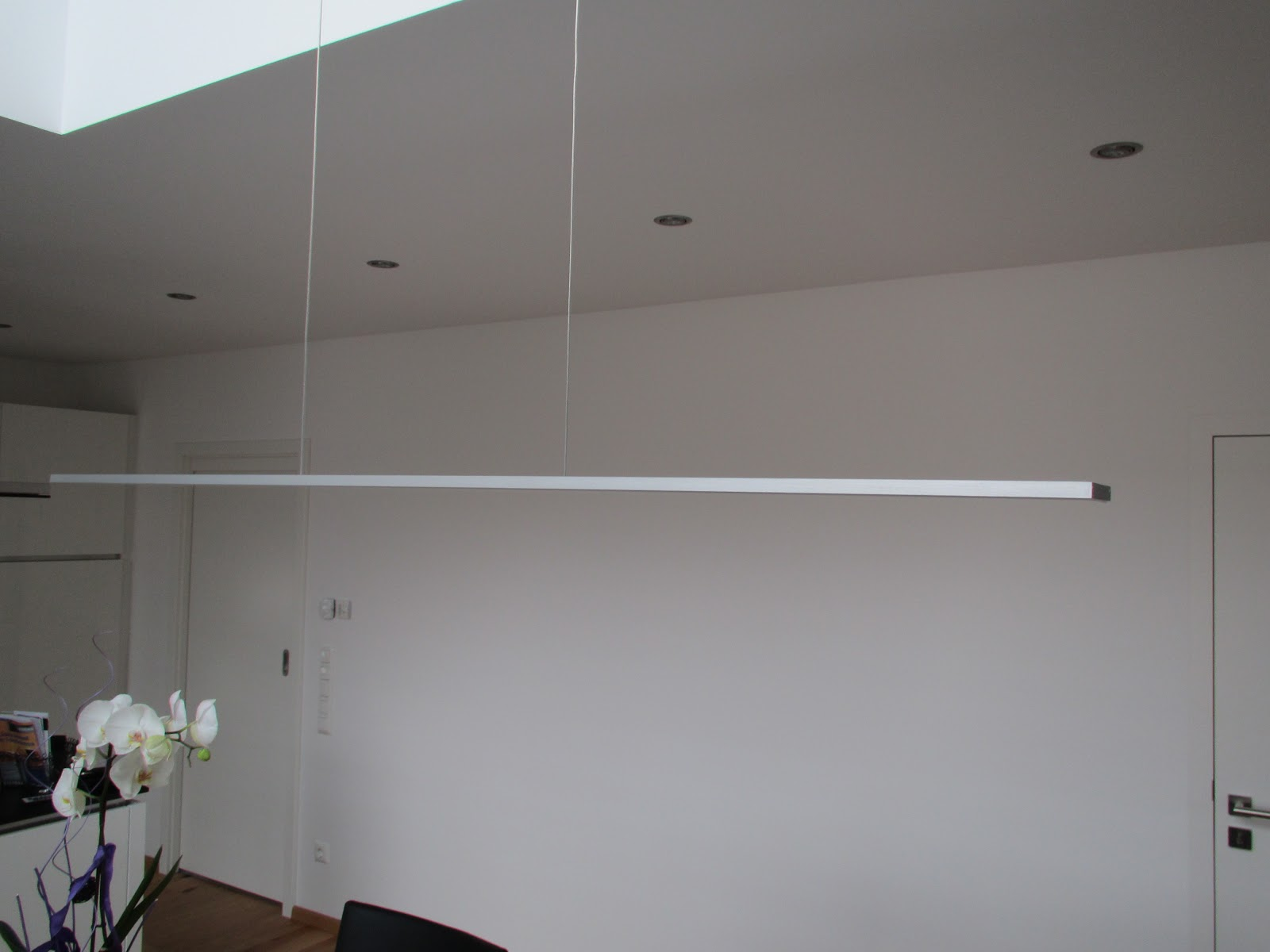 hausbau lampe esszimmer. Black Bedroom Furniture Sets. Home Design Ideas