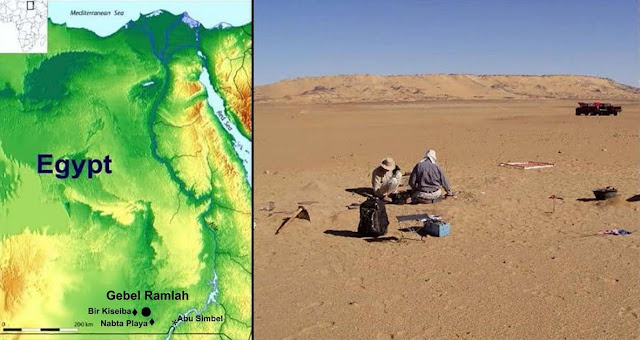 Archaeologists shed light on Neolithic culture in Egypt's Western Desert