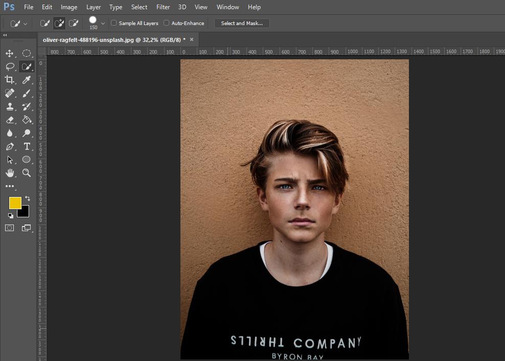 Cara Mudah Membuat Pas Foto Semua Ukuran Di Photoshop - Bangtax