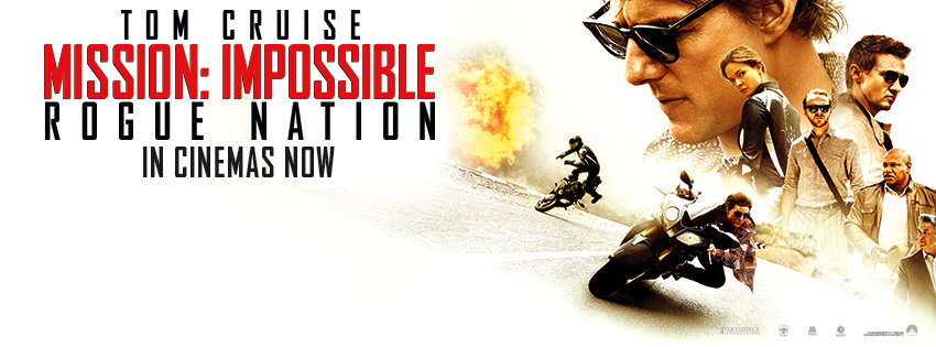 Films I Watch: Mission: Impossible - Rogue Nation (2015)