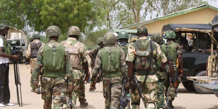 """Soldier kill """"343"""" terrorists, 153 bandits"""