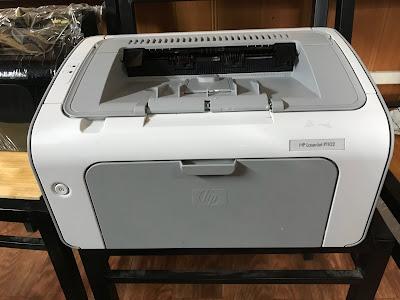 HP Laserjet P1102 | Máy in cũ Laser đen trắng A4 nhỏ gọn giá rẻ, bền bỉ 2